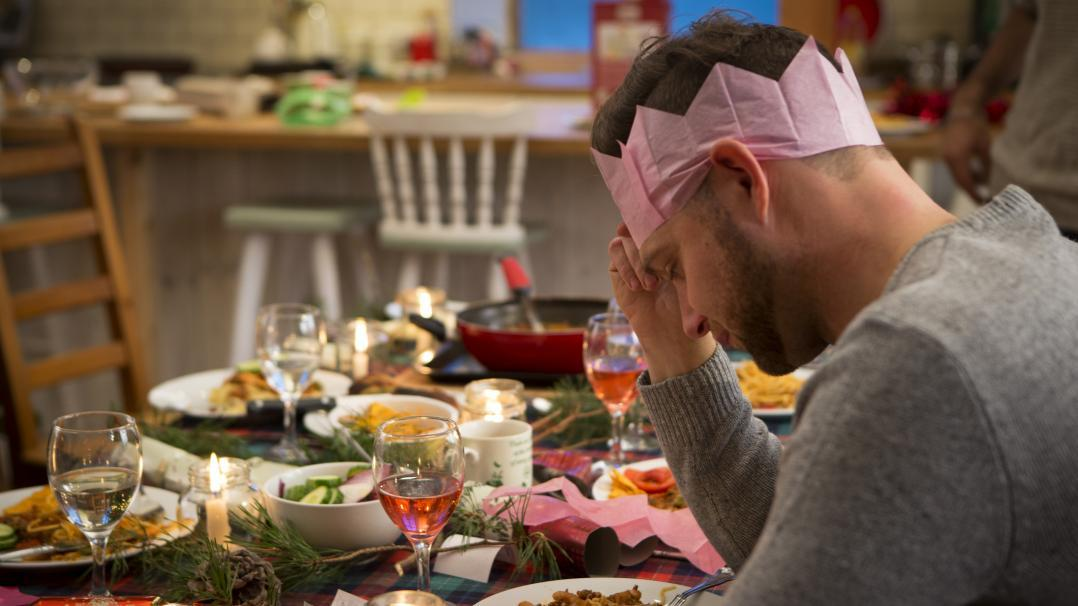 'Tis the season to feel moody, but a top psychiatrist has advice for reducing stress and feeling happier.