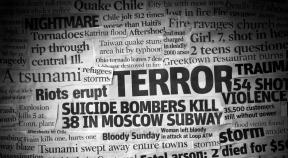 Coping with Terrorism and Trauma