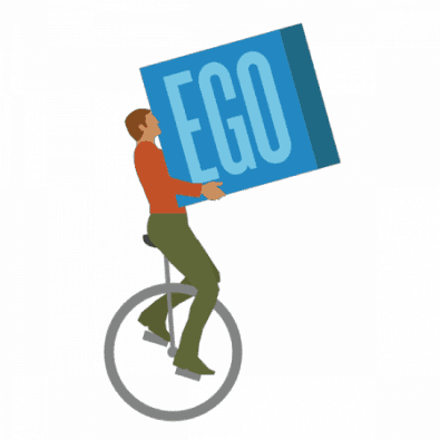 Is your ego in check?