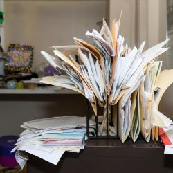 Try these tips from organization expert Barbara Reich.