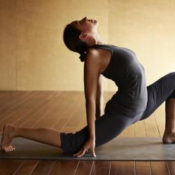 Worried about osteoporosis or osteopenia? New research shows how a simple yoga routine can make your skeleton sturdier.
