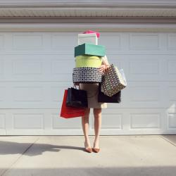 Buying something to make yourself feel better may do just the opposite, finds new research.