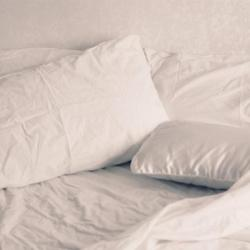 Smart ways to sleep better, just for couples.