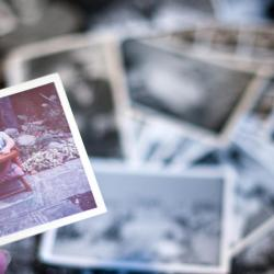 Here are four ideas to keep treasured mementos close to your heart and still de-clutter.