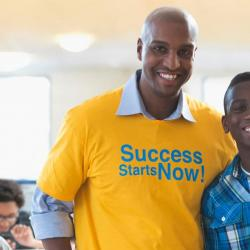 Have an urge to empower others? When you mentor a teen, you both benefit big-time.