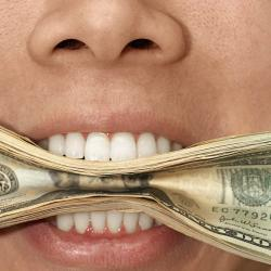 Want to drop some weight? Put your money where your mouth is. Learn how to make healthy habits stick.