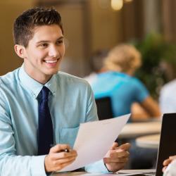 Neutralize the youth factor on your next interview