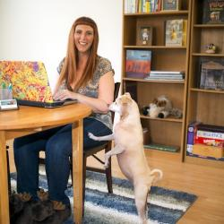 How a psychotherapist picked a new home and relocated her practice